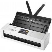 Brother ADS-1700W Draagbare desktop scanner Grijs