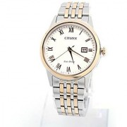 Citizen Analog White Dial Mens Watch - AW1234-50A