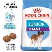 Royal Canin Giant Junior pour chiot 2 x 3,5 kg