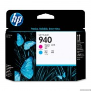 HP 940 Magenta&Cyan Officejet Ink Cartridge (C4901A)