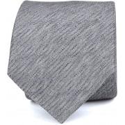 Krawatte Seide Grau K82-1 - Grau