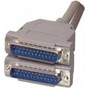 Cablu transmisie paralel, 25tata-25tata, 3 m