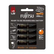 Fujitsu Acumulator Black PRO 4x AA 2450MA