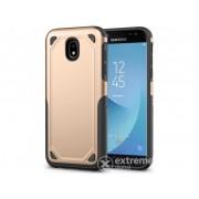 Husa din plastic Gigapack Defender pentru Samsung Galaxy J5 (2017) SM-J530 EU, auriu/gri