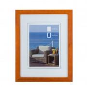 Rama foto Generic tablou din lemn 30 x 40 cm Cires