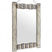 Oglinda din lemn Skyros
