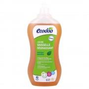 Detergent vase ultradegresant cu otet si menta 1L
