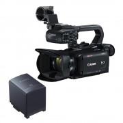 Canon XA15 Powerkit (med ett extrabatteri)
