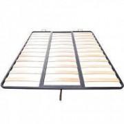 Somiera Metalica Quality 3 Zone fara picioare 195 x 200 cm Qualitysom Product
