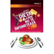 Dieta care nu te infometeaza. Modalitatea stiintifica de a slabi si de a te mentine suplu pentru totdeauna