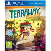 Tearaway Unfolded, за PS4