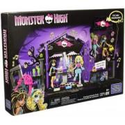 Mega Bloks Monster High petrecere in gradina CNF83 (cu sunete si lumini) 371 piese