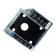 Logilink Adattatore SATA HDD Caddy per HDD/SSD da 12,7mm Nero