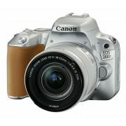 Canon EOS 200D 18-55 IS STM SL Silver srebreni DSLR Digitalni fotoaparat i standardni zoom objektiv EF-S 18-55mm f/4-5.6 2256C001AA 2256C001AA