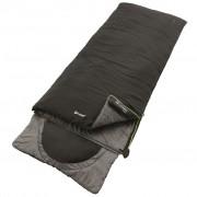 Outwell Sleeping Bag Contour 225x90 cm Midnight Black 230227