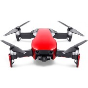 DJI Drone Mavic Air Fly More Combo Vermelho Chama