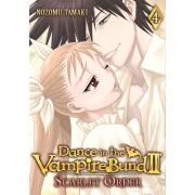 Dance in the Vampire Bund II: Scarlet Order, Volume 4