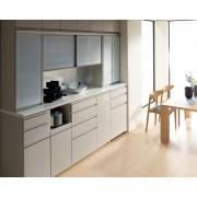 モダンキッチン食器棚 幅60奥行50高さ203cm