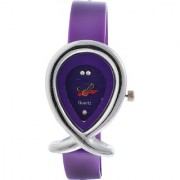 i DIVAS Glory Purple Letest Fish Collection Analog Watch - For Women BY JAPAN STORE