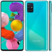 Samsung A51 128gb / 4gb liberados/sellados - azul