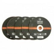 Yato Vágókorong fémekhez 5db/csomag (YT-0994)