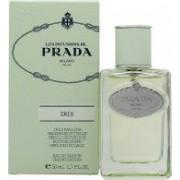 Prada Infusion D'Iris (2015) Eau de Parfum 50ml Vaporizador