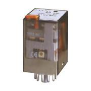 RELEU INDUSTRAL 2NO+2NC 230VAC ELM 60.2