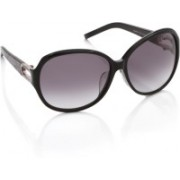 Jimmy Choo Over-sized Sunglasses(Violet)