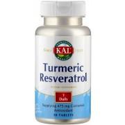 KAL Turmeric Resveratrol - 30 Tabletten