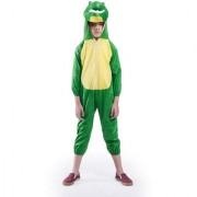 Fancydresswale Crocodile Costume For Kids