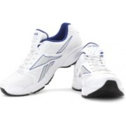 REEBOK Pacific Run Lp Running Shoes For Men(White, Silver, Blue)
