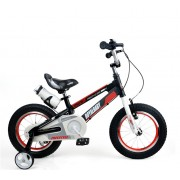 """Dječji bicikl Space 14"""" - crni"""