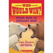 Polar Bear vs. Grizzly Bear, Paperback