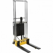 Vestil Hefti-Lift - Hydraulic Lift/Positioner, DC Power, 880-Lb. Capacity, Model HYD-10-DC