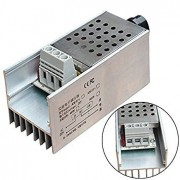 Tradico® High Quality Speed Controller SCR Voltage Regulator AC 110V ~ 220V Water Heater