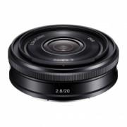 Sony 20mm F/2.8 SEL20F28 - montura E