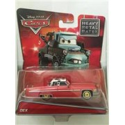 Masinuta Disney Pixar Cars Toon Car Heavy Metal Mater Dex