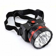 10 WATTS Ultra Bright Head Torch Rechargeable Home Industrial Work LED Light
