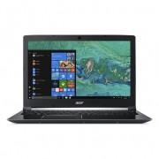 Acer laptop Aspire 7 A717-72G-59BE zwart