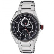 Citizen Eco-Drive Analog Black Dial Mens Watch - Bu3004-54E