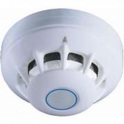 Detector de fum de alarmă de incendiu opto-temperatură alb (EXODUSOH)