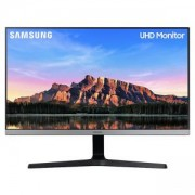 Монитор, Samsung U28R550, 28 инча PLS LED, 60Hz, 4 ms GTG, 3840 x 2160, 300 cd/m2, 1000:1 Contrast, HDR10, LU28R550UQUXEN