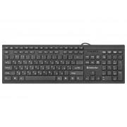 Клавиатура Defender BlackEdition SB-550 Black 45550