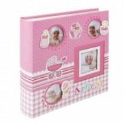 Album foto Baby Four 10x15 200 poze personalizabil spatiu notite