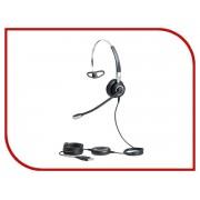 Гарнитура Jabra BIZ 2400 USB Mono Lync with Bluetooth 2496-823-104