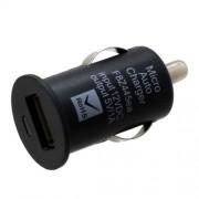 Micro Chargeur allume-cigare USB Noir Pour Polaroid Pro 4611
