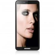"""Brondi 850 4g Smartphone 5,7"""" Memoria 8 Gb Fotocamera 8 Mp Android Colore Nero"""