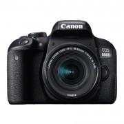 Canon Eos 800d + Ef-S 18-55mm F/4-5.6 Is Stm – 2 Anni Garanzia Italia-Menu Italiano -Pronta Consegna