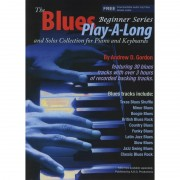 MusicSales - The Blues Play-a-long and solos collection
