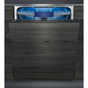 Siemens iQ500 SN658D00MG Built In Fully Integrated Dishwasher - Black